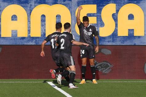 Soccer PICS: Depleted Real draw at Villarreal - Rediff Sports