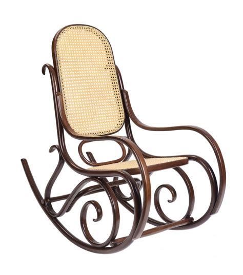 chaises thonet schaukelstuhl rocking chair gebrüder thonet vienna milia shop