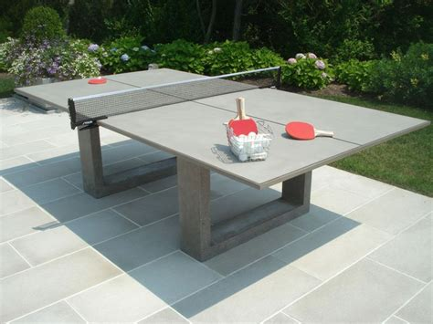 25 best ideas about concrete table on