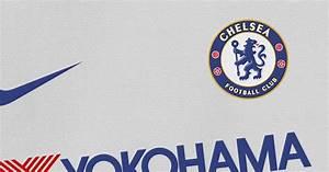 LEAKEDNike Chelsea 17 18 Away Kit Colors & Design Info