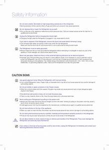 Pdf Manual For Samsung Refrigerator Rf267aers