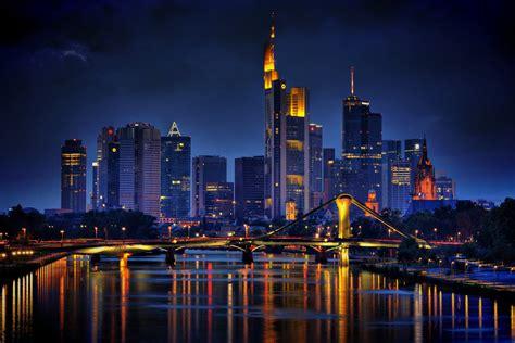City Iphone 6 Wallpaper Frankfurt Skyline By Cndrs On Deviantart