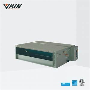 China R410a Dc Inverter Static Pressure Duct Split Air
