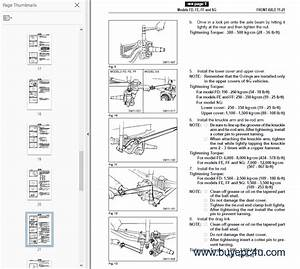 Hino Truck Fd Fe Ff Sg Chassis Body Electrical Pdf