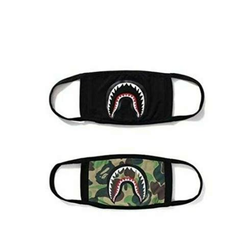 xshelley shark cotton face mask  cycling  sale