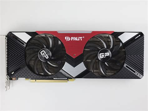 palit geforce rtx  gaming pro oc  gb review techpowerup