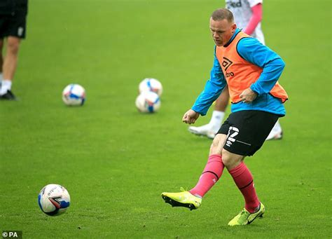 Wayne Rooney 'in line to become Derby County boss' as ...