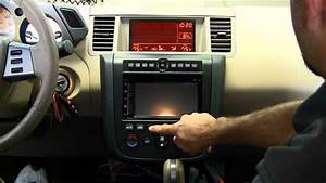 Metra Nissan Murano 2003-2007 99-7612 Dash Kit