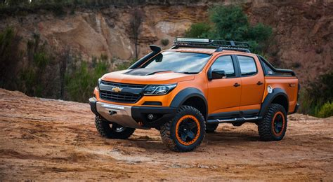 2016 Chevrolet Colorado Xtreme  Picture 671534 Truck