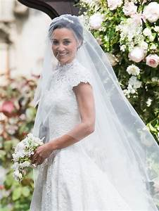 pippa middleton39s wedding dress popsugar fashion australia With middleton wedding dress