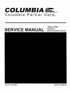 Pu11-150 - Gas Service Manual   U0026 39 82- U0026 39 85