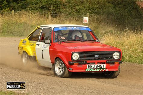 patriot stages rally results  september paddock