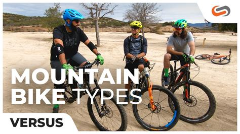 MTB Categories: Enduro vs. Cross Country vs. Trail vs ...