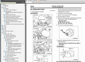 2006 Mitsubishi Triton Service Repair Workshop Manual