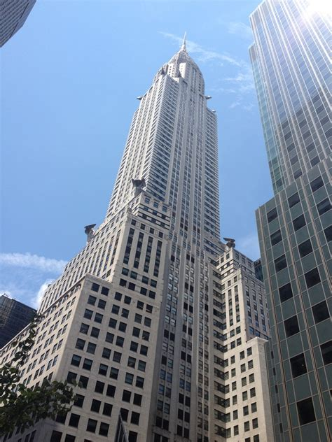 Chrysler Building Height by How Is Chrysler Building Height