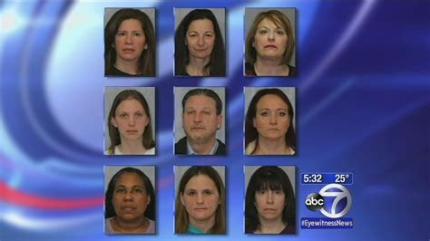 arrests  long island nursing home death workers charged
