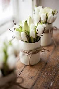 Bouquet Fleurs Blanches : bouquet de fleurs blanches pour un mariage tendance 25 ~ Premium-room.com Idées de Décoration