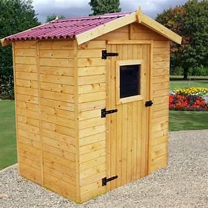Abri De Jardin Bois Occasion : abri de jardin en bois 2 56m panneaux 16mm plancher ~ Dailycaller-alerts.com Idées de Décoration