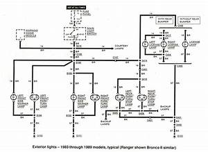 1995 Ford Ranger Tail Light Wiring Diagram