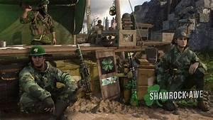 Call Of Duty Ww2 1 11 Update  How To Kill A Leprechaun In Operation  Shamrock  U0026 Awe St  Patricks