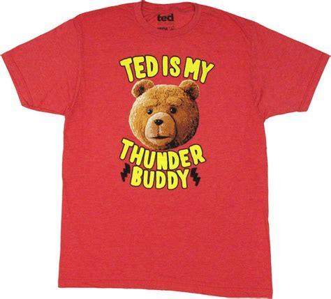 Bathroom Buddy T Shirt by Ted My Thunder Buddy T Shirt Sheer
