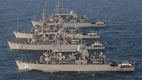Every Ship a Minesweeper. The U.S. Navy Has a Plan to Beat ...
