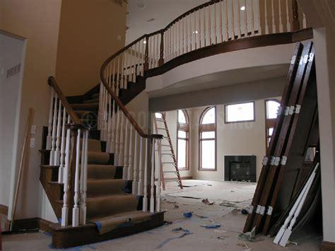 nyc wood stairs  design build install   repair