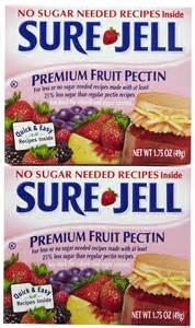 Sure Jell Fruit Pectin