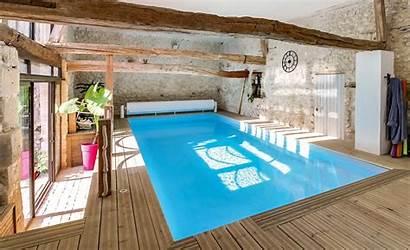 Pool Indoor Bauen Haus Swimmingpool Selber Pools