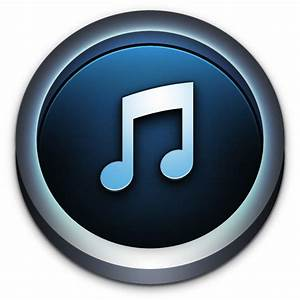 iTunes Icon for Mac OS X by TinyLab on DeviantArt