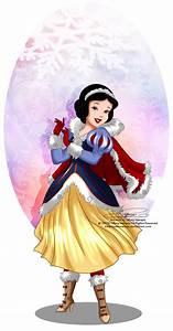 Winter Princess - Snow White by selinmarsou on DeviantArt