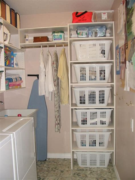 laundry closet systems project gallery excel organizers