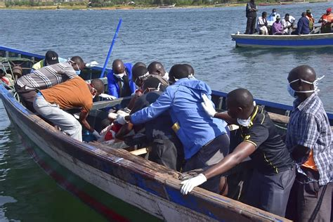 Ferry Boat Lake Victoria by 127 Dead After Tanzania Ferry Capsizes On Lake Victoria