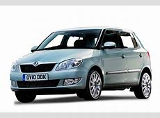Skoda Fabia hatchback 20072014 review Carbuyer
