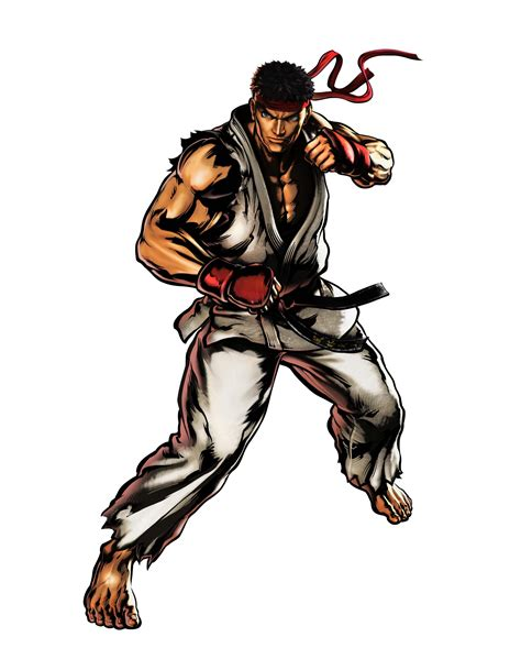 Fan Art Cosplays Official Art And Trivia About Ryu