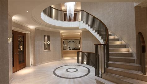 luxury entrance hall john cullen lighting