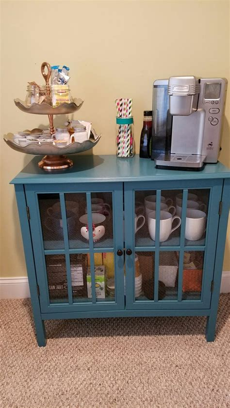 coffee station target windham collection cabinet  tier
