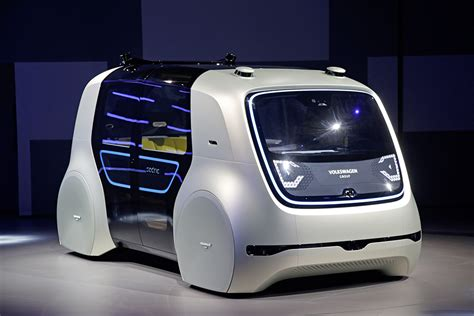 Sedric Concept Is Vw Group's First Concept, First Level 5
