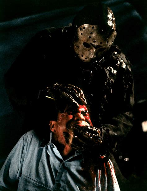friday the 13th part vii the new blood production still