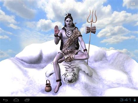 Lord Shiva Animated 3d Wallpapers - lord shiva animated wallpapers for mobile gallery