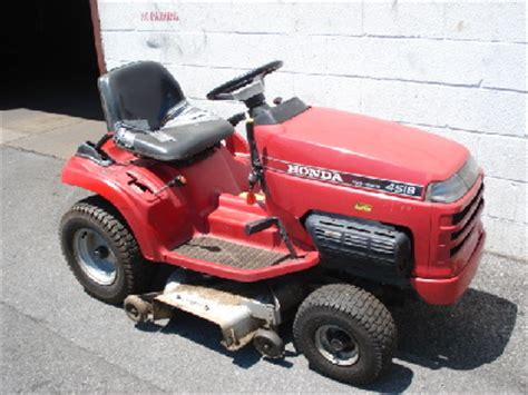 Boats Net Honda Mower by Honda 4518 Lawn Tractor