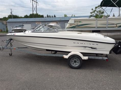 Bayliner Bowrider Boat Cover by 2004 Bayliner 175 Bowrider Powerboat For Sale In New York