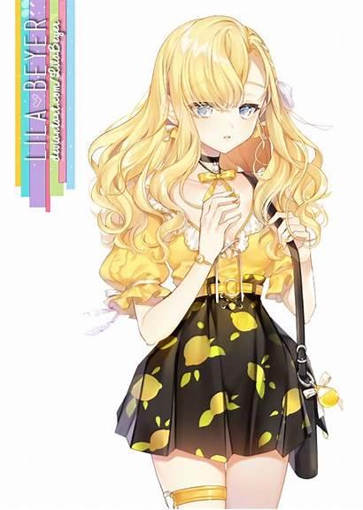 Anime Lemon Render Deviantart Favourites