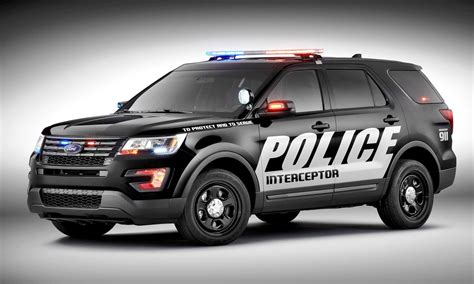 2018 Ford Explorer Police Interceptor