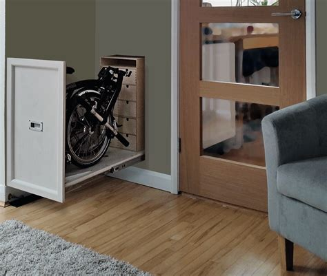 Brompton Bike Cupboard