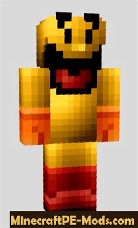 nintendo character skins pack  minecraft pe