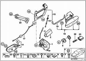 Original Parts For E39 520d M47 Touring    Bodywork   Rear