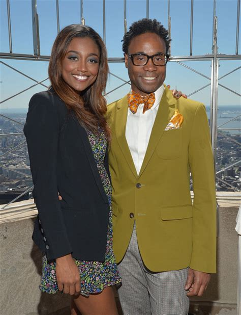 Billy Porter Pictures Tony Nominees Visit The Empire