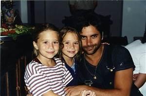 The Full House Media: Olsen Twins with John Stamos