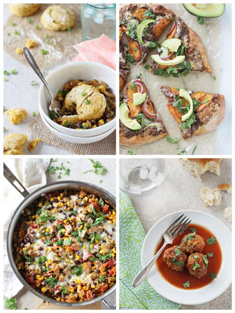 different dinners to make 16 dinner recipes to make this cinco de mayo cook nourish bliss